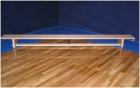 Švédská lavička s kladinkou,lakovaná,2,5m