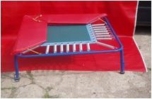 Ochranný kryt na malou trampolínu (límec) - čtvercový